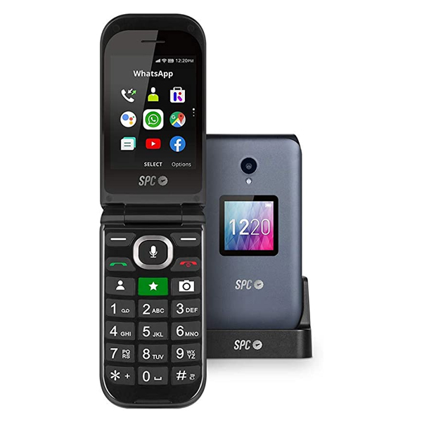 Mobile phone SPC 2316N Jasper 2,8