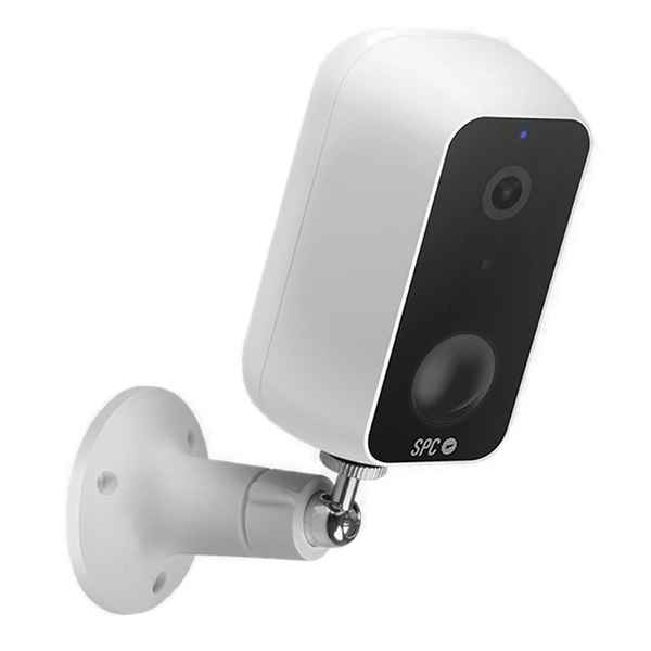 IP camera SPC 6307B Seg Magnes2 Full HD 1080p 130º White