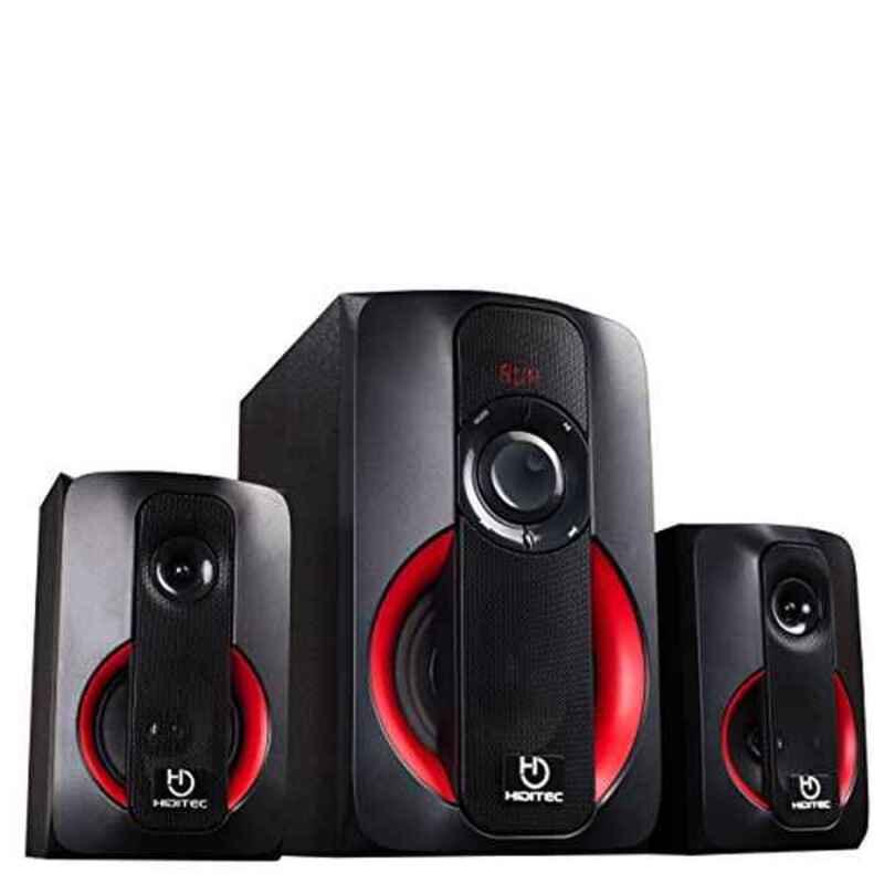 Multimedia Speakers Hiditec SPK010000 80W Bluetooth
