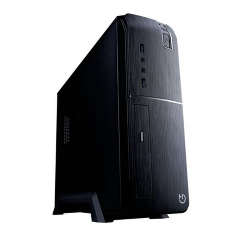 Micro ATX/ITX Midtower Case Hiditec CHA010020 Black