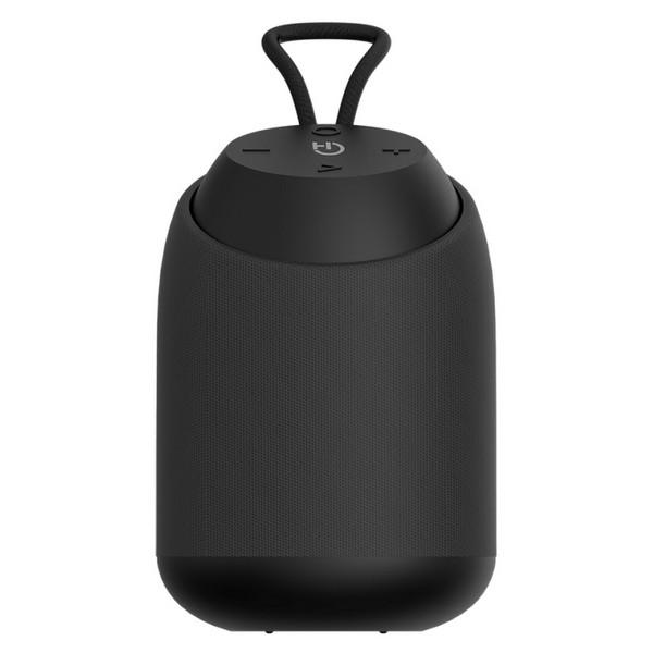 Altavoz Bluetooth Inalámbrico Hiditec SPBL10004 2000 mAh 5W Negro