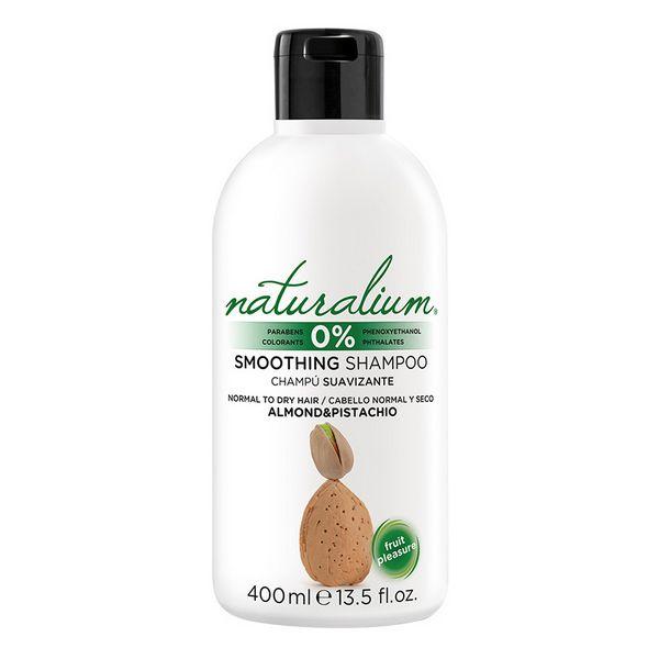 Šampon za mehke lase Almond & Pistachio Naturalium (400 ml)