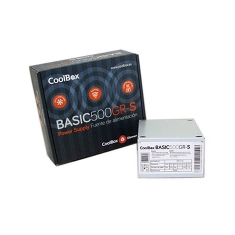 Power supply CoolBox FALCOO500SGR 500W