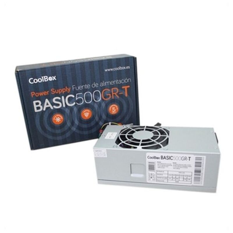 Power supply CoolBox COO-FA500TGR 500W
