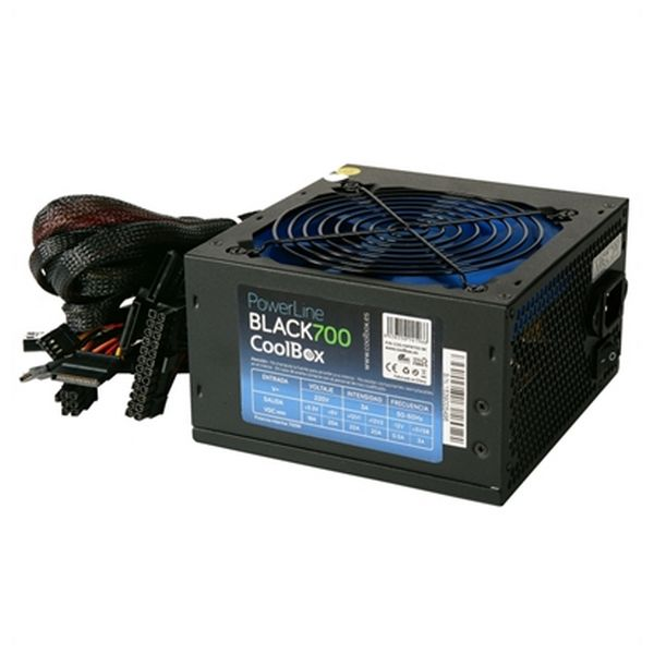 Gaming Power Supply CoolBox COO-FAPW700-BK 700W