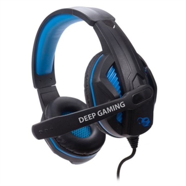 Gaming Earpiece with Microphone CoolBox deepBLUE G3