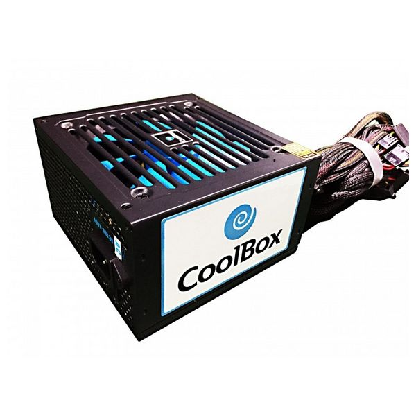 Gaming Power Supply CoolBox COO-PWEP500-85S 500W