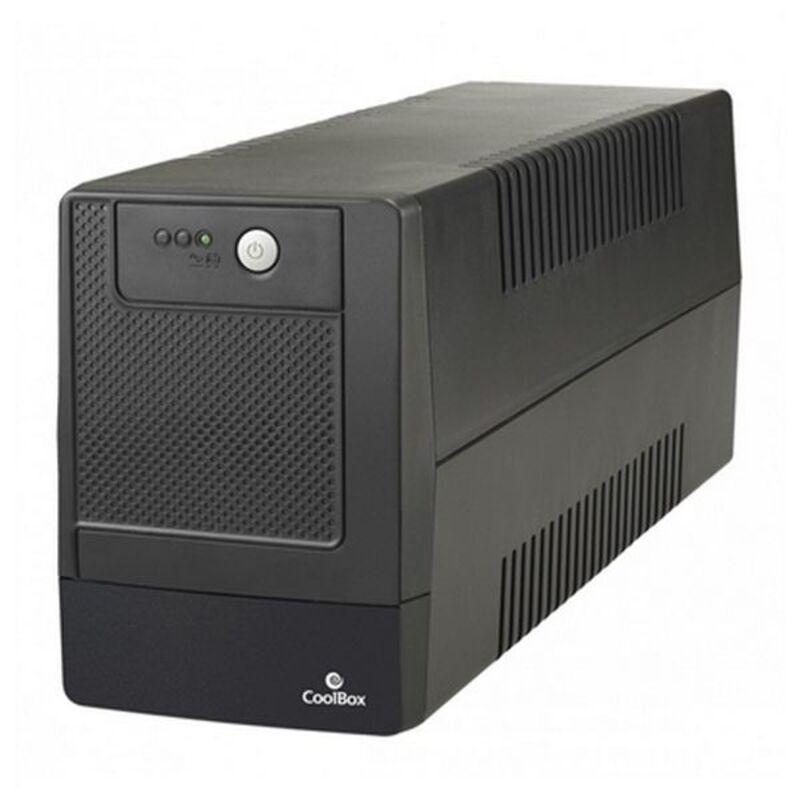 Offline UPS CoolBox COO-SAIGDN-1K 600W Black