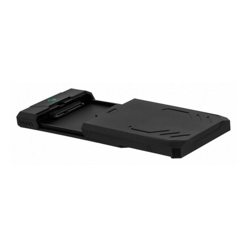 "Housing for Hard Disk CoolBox DG-HDC2503-BK 2,5"" USB 3.0 Black Computers Electronics"