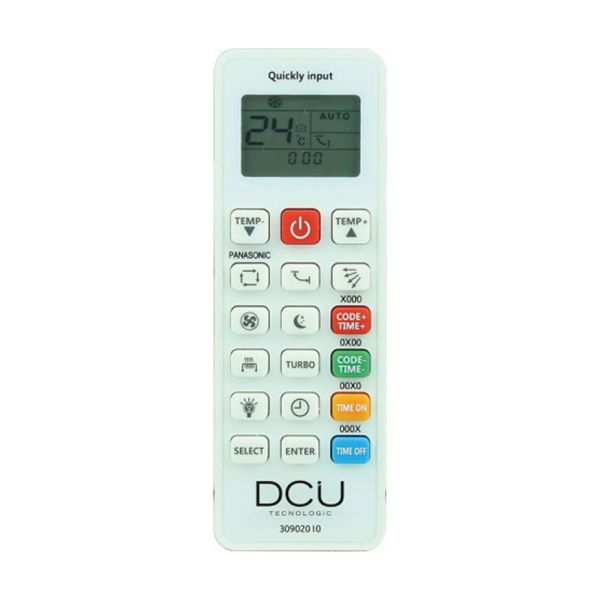 Remote Control DCU 8436556990113 White