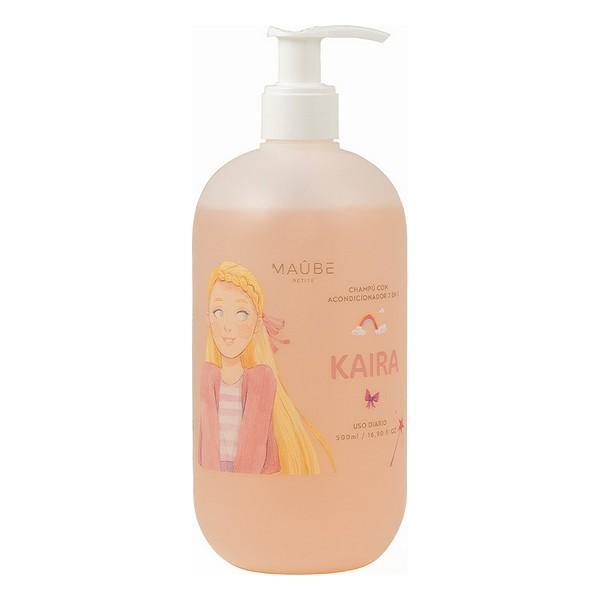 2-in-1 Shampoo and Conditioner Kaira Maûbe (500 ml)