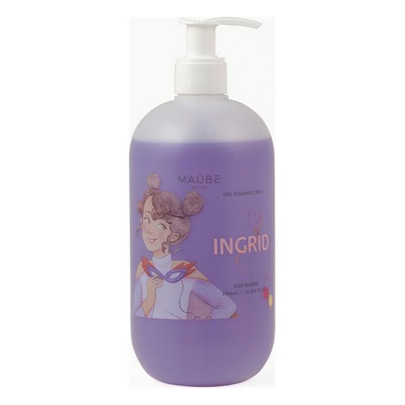 2-in-1 Gel and Shampoo Ingrid Maûbe (500 ml)