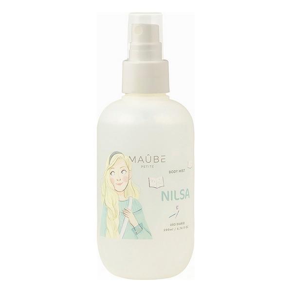 Body Spray Nilsa Maûbe (200 ml)