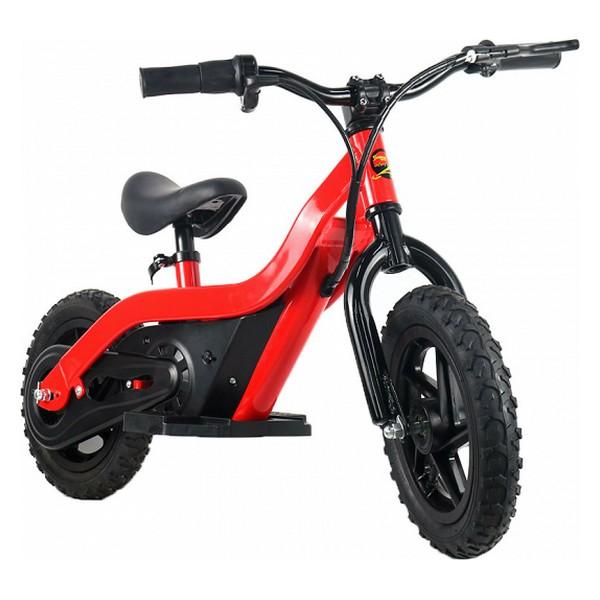 """Elektrický bicykel Smeco SM-BB1 14"""" 100W 4000 mAh Červená"""