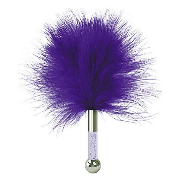 Feather Tickler S Pleasures Tickler Purple