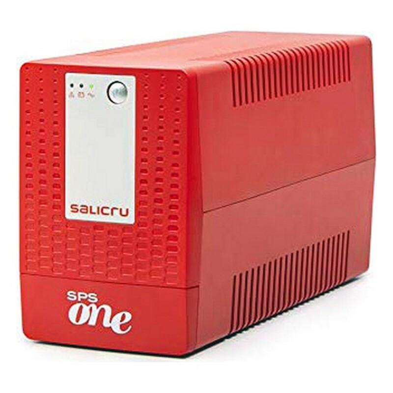 Interactive UPS Salicru 662AF000005 900W Red