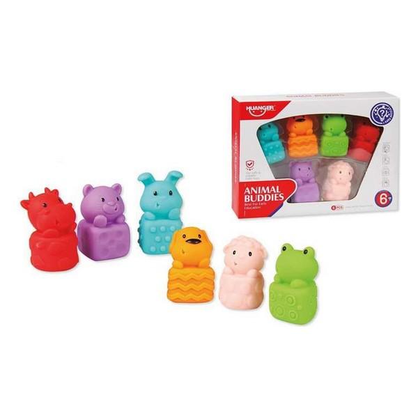 Animal figures Children (6 pcs)