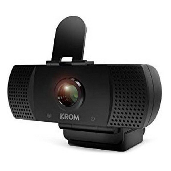 Gaming webcam Krom NXKROMKAM Full HD 30 FPS
