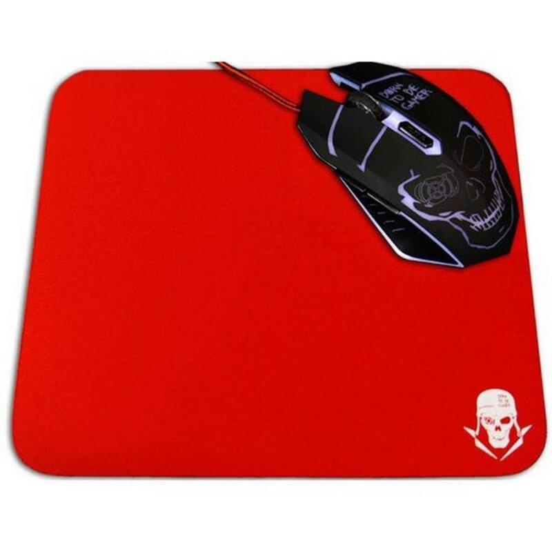 Gaming Mouse Mat Skullkiller GMPR Red