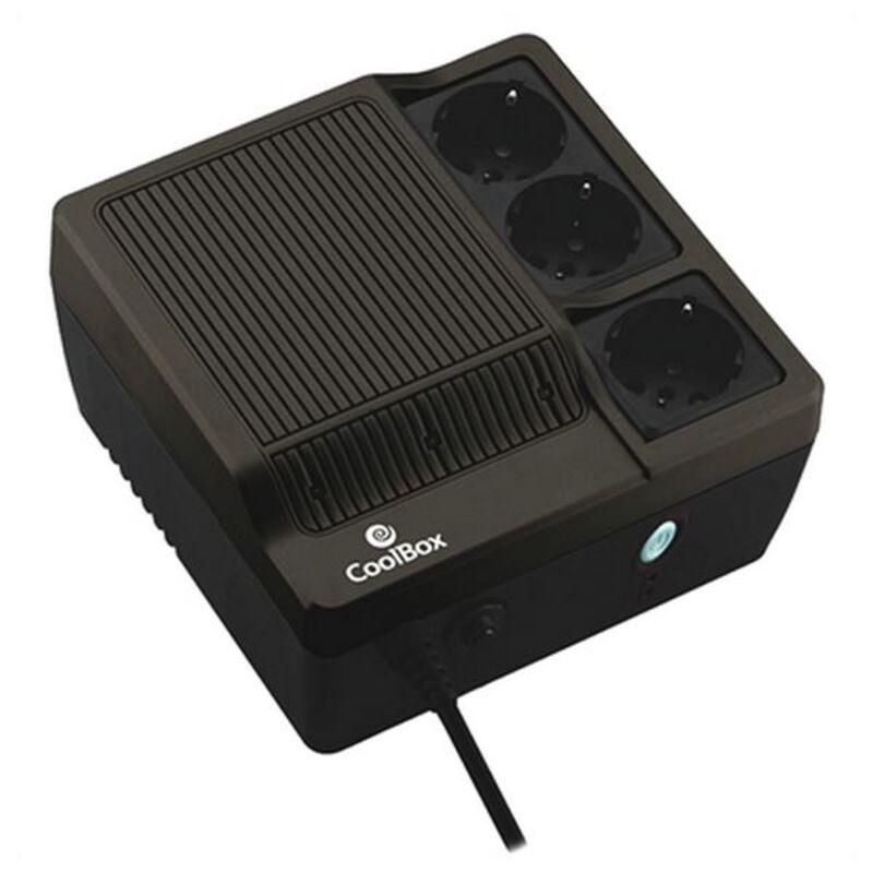 Offline UPS CoolBox SAICOOSC600B 300W Black