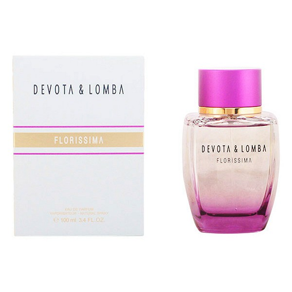 Women's Perfume Devota & Lomba Florissima Devota & Lomba EDP