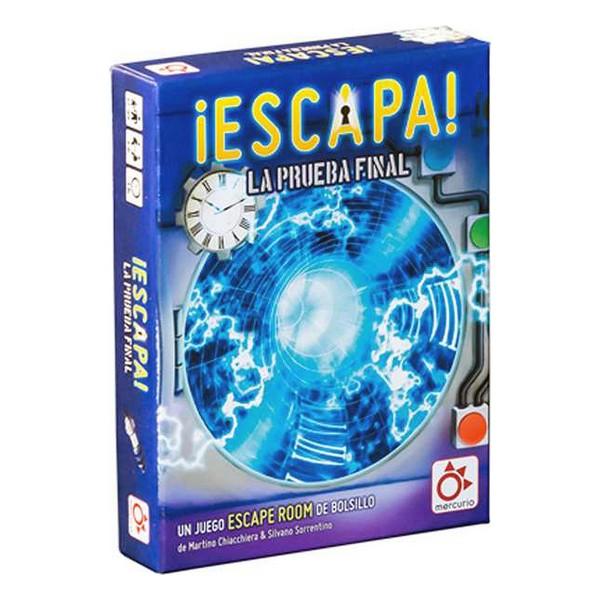 Board game Escapa - La Prueba Final (ES)