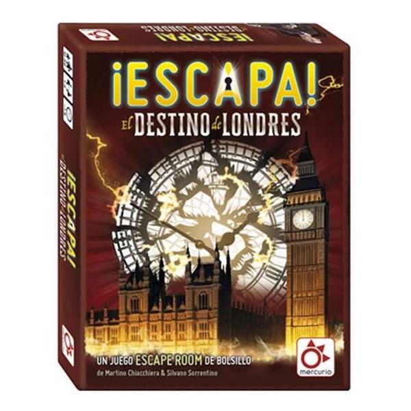 Board game Escapa (Es)