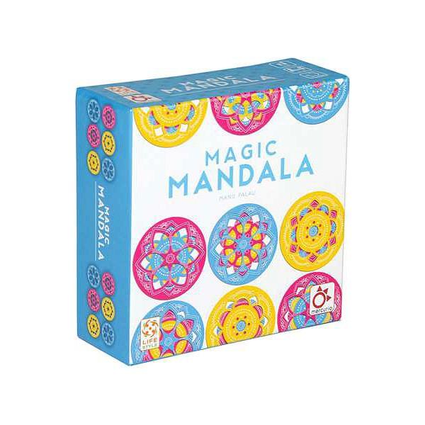 Juego de Mesa Magic Mandala