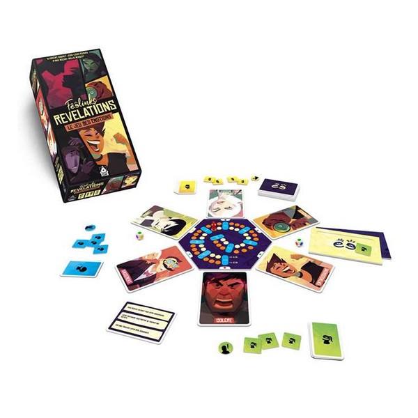 Board game Feelinks Revelations