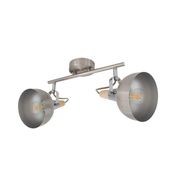 Ceiling Light Ledkia Emer 2 25 W (300x120x245 mm)