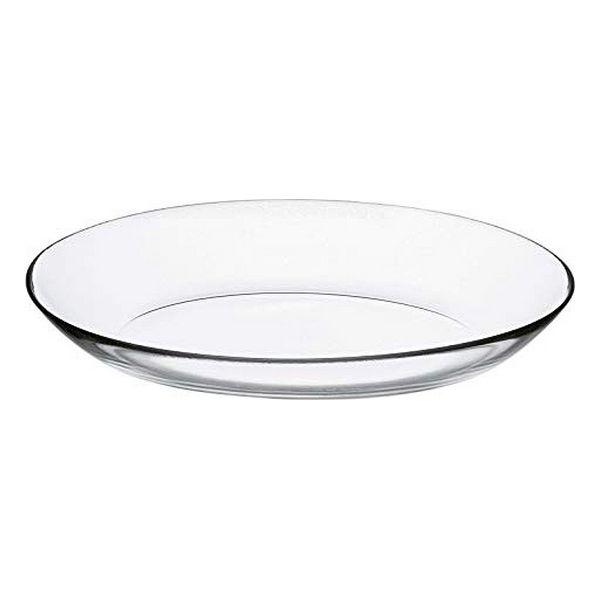 Bowl Transparent Glass (33 x 25 cm)