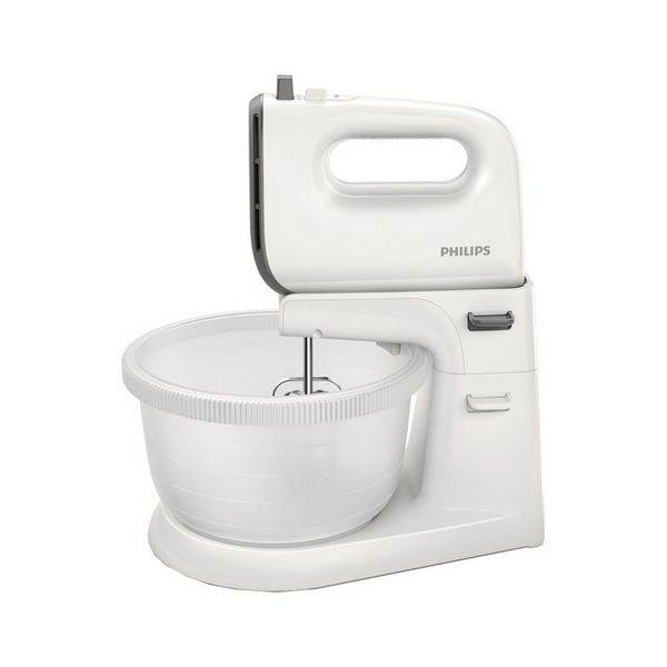 Mixer-Kneader with Bowl Philips HR3745/00 3 L White