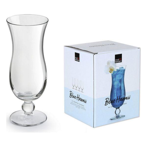 Set de Copas Royal Leerdam Hurricane Cocktails Cristal (44 cl) (1)