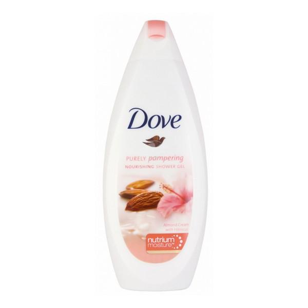 Mandljev gel za prhanje Dove (700 ml)