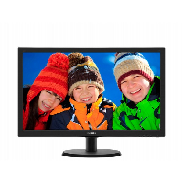 "Monitor Philips 223V5LSB2/10 21.5"" Full HD LED Negro"