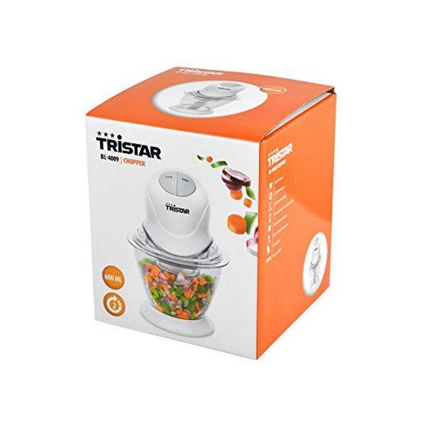 Picadora Tristar BL4009 0,6 L 200W Blanco (4)