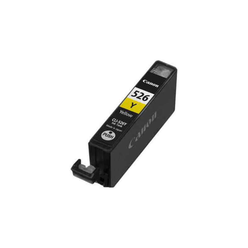 Compatible Ink Cartridge Canon CLI526Y  Yellow