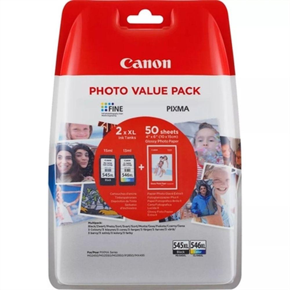 Compatible Ink Cartridge Canon 2448528 (2 Pcs)