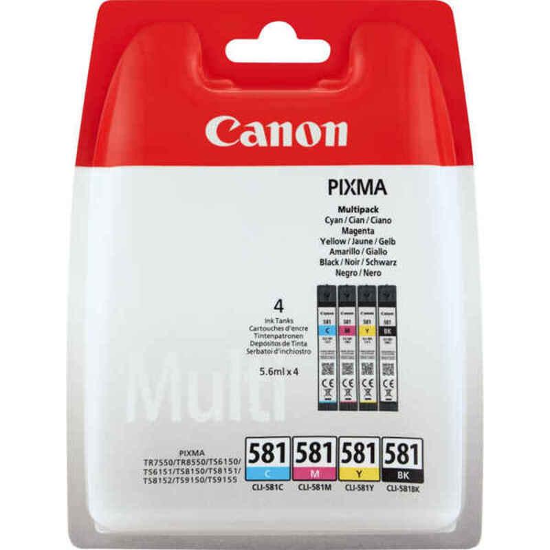 Compatible Ink Cartridge Canon CLI581 Multicolour