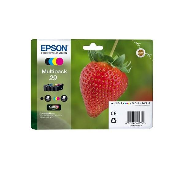 Original Ink Cartridge (pack of 4) Epson T29
