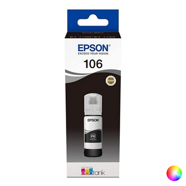 Ink for cartridge refills Epson C13T00R 70 ml