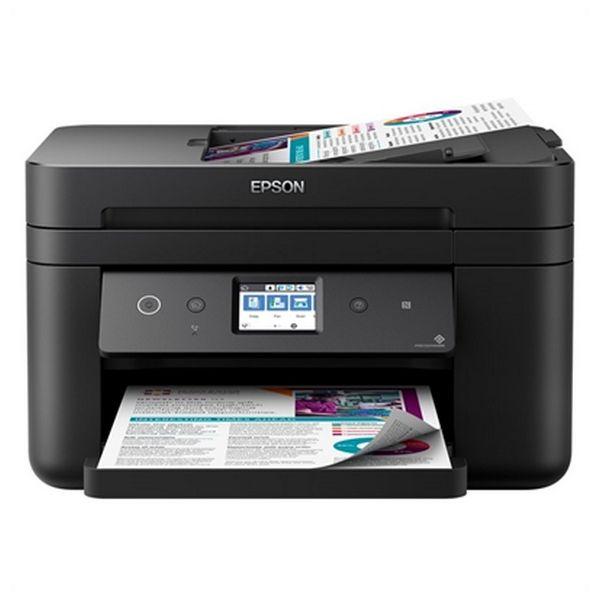 Impresora Multifunción Epson WorkForce WF-2860DWF Negro