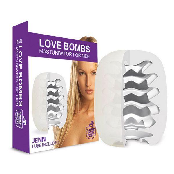 Love Bombs Jenn Love in the Pocket E24616