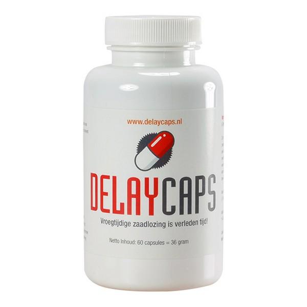 Delaycaps Tablets for Delaying Ejaculation 20568