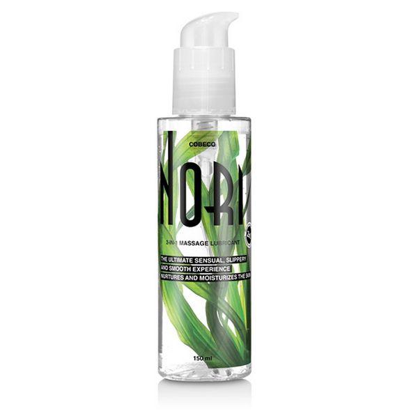 Nori 2 in 1 Massage & Lubricant Cobeco 1179 (150 ml)