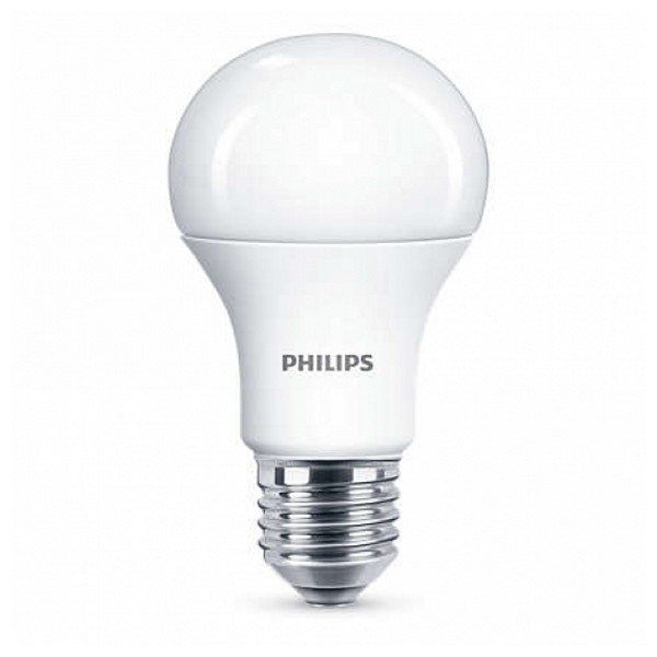 Bombilla LED Esférica Philips LED11WE27 E17 A+ 11W (Luz cálida)