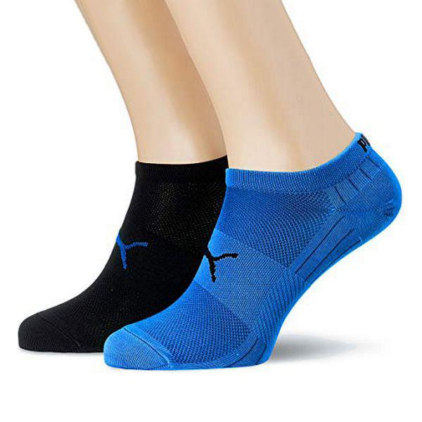 Ankle Socks Puma PERFORMANCE TRAIN Blue (2 Pairs)