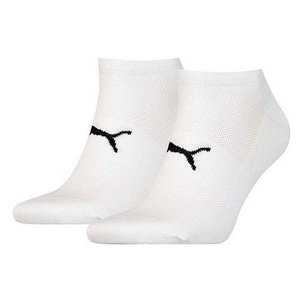 Ankle Socks Puma PERFORMANCE TRAIN LIGHT White (2 Pairs)