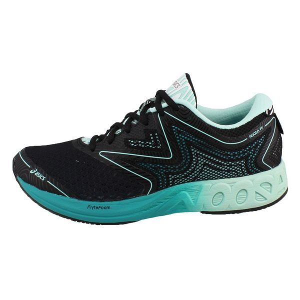 Running Shoes for Adults Asics NOOSA FF Black Blue White