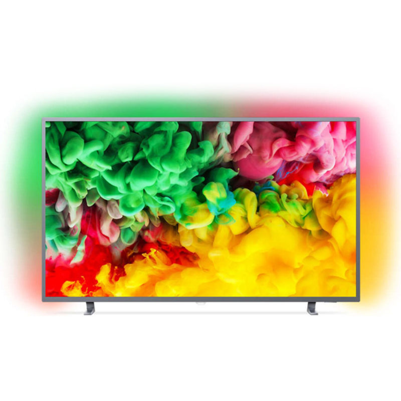 Smart TV Philips PUS6703/12 4K Ultra HD LED WIFI HDR Plata
